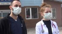 Bartın'da Sağlık Çalışanlarına Çirkin Saldırı