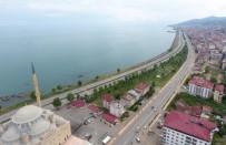 Doğu Karadeniz'in En Uzun Millet Bahçesi'nde Sona Yaklaşıldı