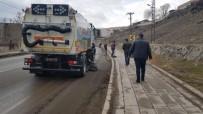 Kars'ta Belediyeden Bahar Temizliği!