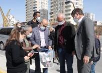 Mardin'deki İstinat Duvarlarına 'Tarihi' Dokunuş