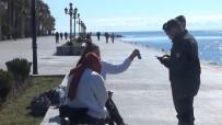 Sinop'ta Haftalar Sonra Düşüş Yaşandı