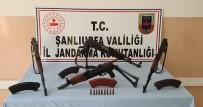 Sulama Borusundan Uzun Namlulu Silahlar Çıktı
