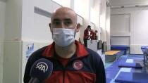 Trambolin Cimnastik Milli Takımı Avrupa Şampiyonası Hazırlıklarını Bolu'da Sürdürüyor