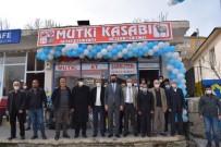 32 Bin Nüfuslu İlçenin İlk Kasabı Törenle Hizmete Açıldı