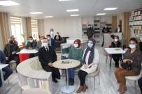 Ağrı'da 2 Meslek Lisesinde Oluşturulan Kütüphanelerin Açılışı Gerçekleştirildi