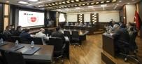 Ağrı'da İnsan Ticareti İle Mücadele Koordinasyon Kurulu Toplantısı Düzenlendi