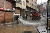 Bitlis'te Tıkanan Kanallar Açıldı