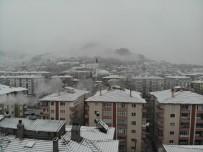 Çankırı'da Mart Ayında Sürpriz Kar Yağışı