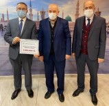 Çorum'da Yapımı Devam Eden Kur'an Kursu'na 1 Milyon Lira Bağışlandı
