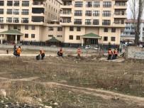 Iğdır'da Cadde Ve Sokak Temizliği