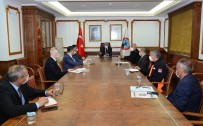 Kırşehir'de, Salgının Seyri Değerlendirildi