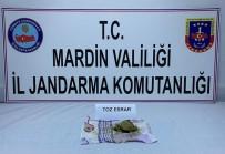 Mardin'de Durdurulan Araçta Esrar Ele Geçirildi