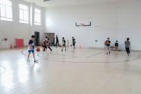 Talas'ta 7 Gün Basketbol Kursu