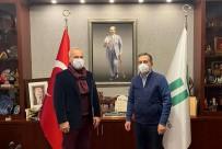 Teknik Direktör Seçsev'den Başkan Ataç'a Teşekkür