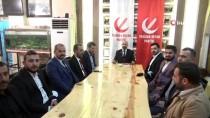 Yeniden Refah Partisi Genel Başkan Yardımcısı Helvacı Kilis'te Konuştu Açıklaması