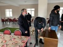 Yıldırım, Köy Taziye Evini Donamını Yaptı