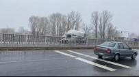 Ağrı'da Kar Fırtınası Etkili Oldu