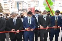 Aksaray'da İhtiyaç Sahipleri İçin Sosyal Market Açıldı