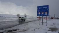 Bitlis'te Kar, Tipi Ve Fırtına