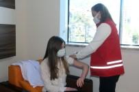 Giresun'da 123 Bin Dozun Üzerinde Aşı Yapıldı