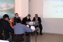 Hizan'da 'Liseler Arası Bilgi Yarışması' Düzenlendi