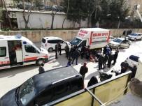 Mardin'de Kamyonet İle Motosiklet Çarpıştı Açıklaması 1 Yaralı