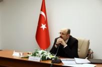Rektör Uzun, 'YÖK Anadolu Projesi' Toplantısına Katıldı