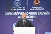 Bakan Karaismailoğlu, Ceylanpınar-Kızıltepe Karayolunun Temel Atma Törenine Katıldı