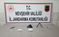 Gülşehir'de Uyuşturucudan 4 Kişi Yakalandı