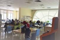 Isparta'da Halk Kütüphanesi 207 Bin 247 Okuyucuya Hizmet Verdi