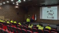 Kars'ta Polis Ve Jandarmaya Radar Eğitimi Verildi