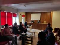 Osmancık İlçe Güvenlik Kurulu Toplantısı Yapıldı