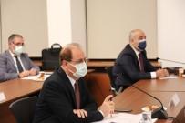 Rektör Coşkun 'YÖK Anadolu Projesi' Kapsamında Gerçekleştirilen Toplantıya Katıldı