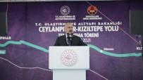 Ulaştırma Ve Altyapı Bakanı Karaismailoğlu, Kızıltepe Esnafını Ziyaret Etti
