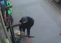 Aksaray'da Hızar Makinesi Çalan Şüpheli Güvenlik Kamerasına Yakalandı