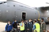 Ankara'dan Yola Çıkan Yardım Uçağı Bangladeş'e Ulaştı