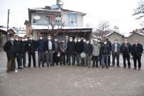 Başkan Bozkurt'un Mahalle Ziyaretleri