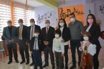 Kadın Doktorlar Tatvan'da Müzik Atölyesi Kurdu