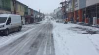Karlıova'da Tipi Etkili Oldu, Hayat Durma Noktasına Geldi