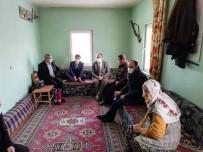 Kaymakam Cebeci Ve Başkan Şahin'den Akdere Mahallesi'ne Ziyaret