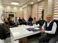 Ağrı'da Gazeteciler Sandık Başına Gitti