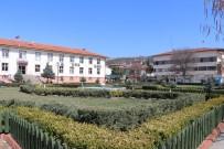 Amasya'da İki Mevsim Bir Arada Açıklaması Yükseklerde Kara Kış, Aşağıda Bahar Havası