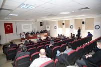 Başkan Büyükkılıç'tan Yeni Hukuk Fakültesi'ne Temel Sözü