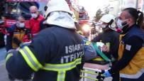 Isparta'da Asansör Kazası Açıklaması 2 Yaralı