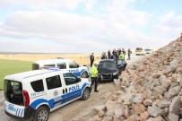 Karaman'da Silahla Yaralama Şüphelisi 5 Kişi Polis Aracıyla Çarpışınca Yakalandı