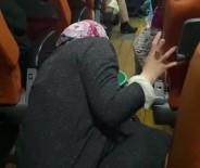Otobüste Engelli Yolcuya 'Temizlik' Yaptırıldı