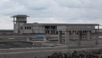 Rize-Artvin Havalimanı İnşaatı Hız Kesmeden Devam Ediyor