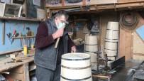 Yarım Asırlık Marangoz Atölyesinde Üretim Devam Ediyor