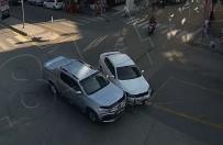 Aksaray'da Yaşanan Kazalar Şehir Polis Kameralarında