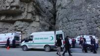 Artvin'deki Cehennem Deresi Kanyonu'nda Şüpheli Ölüm